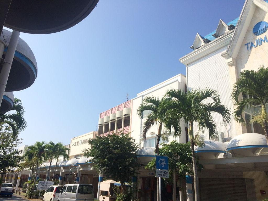 沖縄市パークアベニュー