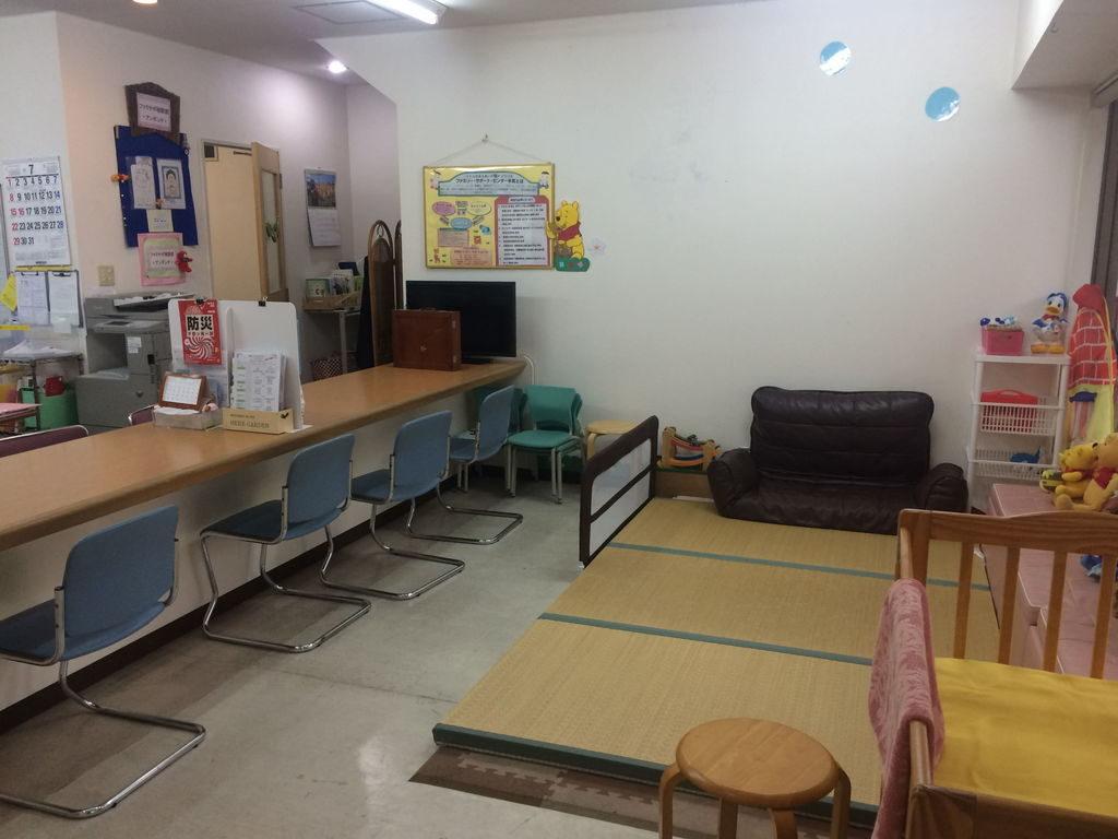 こども家庭リソースセンター沖縄の事業所内観