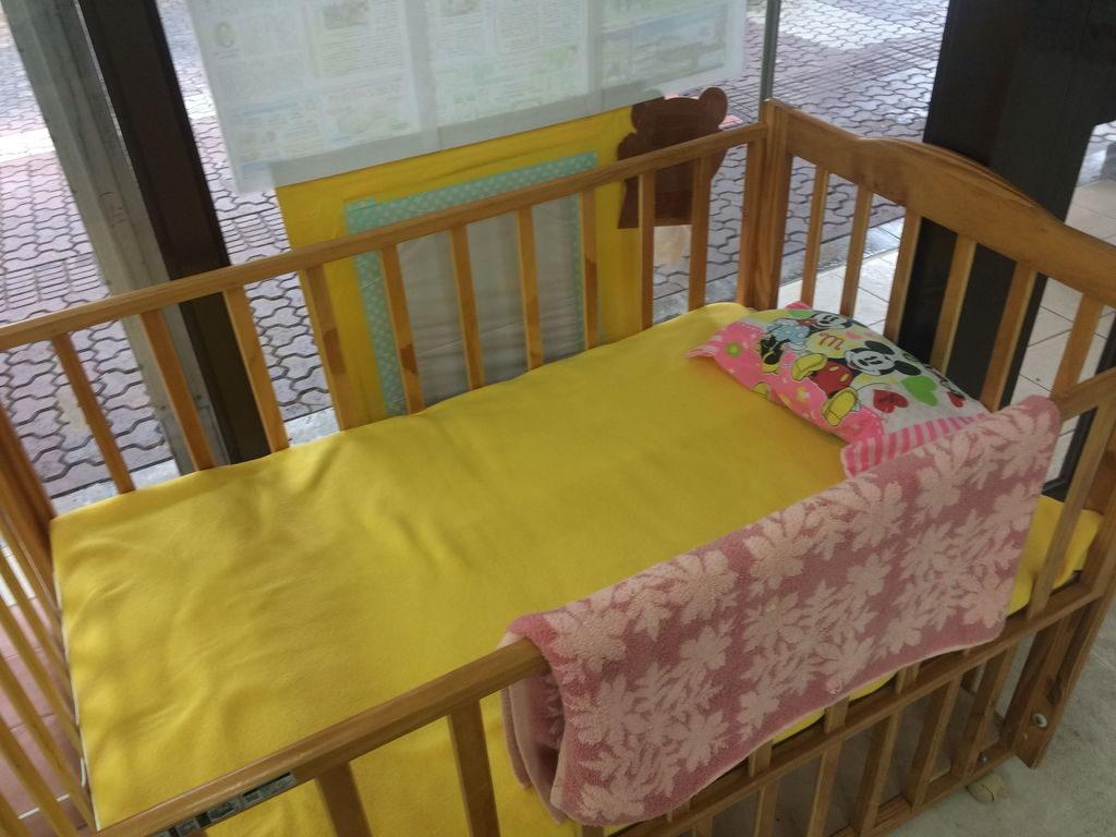 赤ちゃんベッド