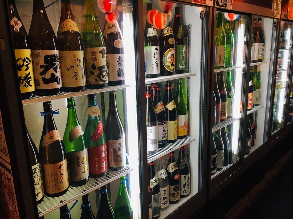 でんすけ商店の日本酒