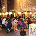 週末には人でごった返す人気居酒屋!!沖縄市に店をかまえるでんすけ商店コザ店