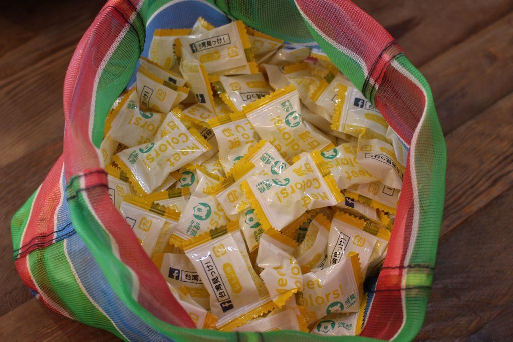台湾キャンディの詰め合わせ