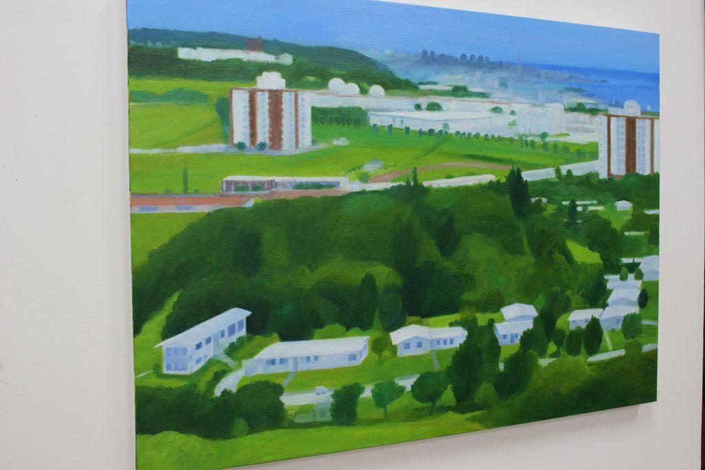 skskの風景画